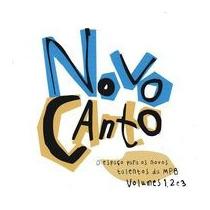 Cd Novo Canto Mpb Novos Talentos 1ª Ediçao 1999 Raro Lacrado