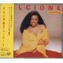 Cd Alcione - Emoções Reais - 1990 - Importado Japão Promo