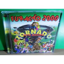 Funk Black Dance Cd Furacão 2000 Tornado Muito Nervoso Vol 2