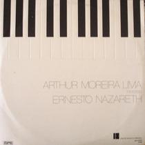 Discos Marcus Pereira Arthur Moreira Lima Lp Duplo Nazareth