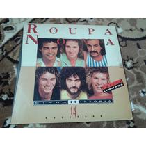 Lp Roupa Nova - Série Minha História Ed.limitada 1993 Raro
