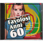 Cd Favolosi Anni 60 Musicas Italianas Originais