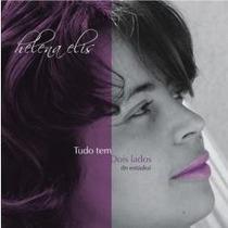 Cd Helena Elis - Tudo Tem Dois Lados (in Estúdio) Lacrado