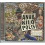 Cd - Raul Seixas - Anarkilopoles -cd Novo E Lacrado