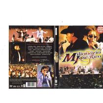 Dvd Milionário E Jose Rico Ao Vivo Em Marília, Original