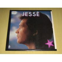 Jesse Estrela De Papel Com Encarte 1983 Lp Vinil