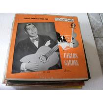 Lp Carlos Gardel,tangos Imortalizados