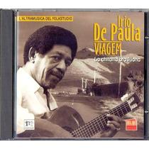Cd Irio De Paula - Viagem - La Chitarra Brasiliana - 1997