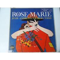 Disco Vinil Lp Rose-marie Julie Andrews Giorgio Toso Lindo##