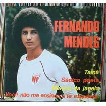 Fernando Mendes Tainã - Compacto Vinil Emi 1978 Stereo