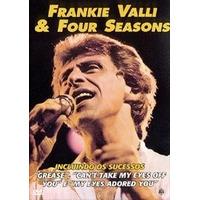 Dvd - Frank Valli & Four Seasons - Lacrado ( Grease )
