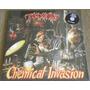 Tankard Chemical Invasion Lp Mercyful Fate Iron Maiden Sodom