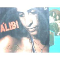 Lp De Vinil Maria Bethania Alibi Philips 1978 Com Encarte