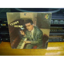 Disco Compacto De Vinil - Teddy Reno - Raro