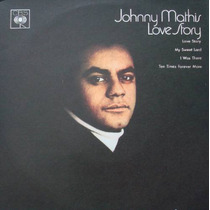 Johnny Mathis Love Story - Compacto Vinil Cbs 1971