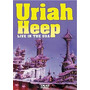 Uriah Heep - Live In The Usa Dvd Hard Rock Pop Jazz Metal