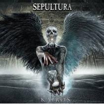 Cd Sepultura Kairos (2011) - Novo Lacrado Original
