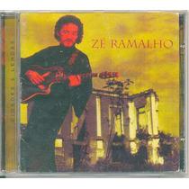 Cd Zé Ramalho - Cidades & Lendas - 1996