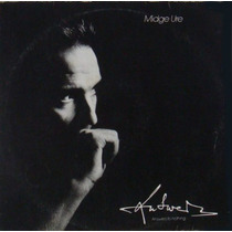 Midge Ure Lp Answers To Nothing 1988 Encarte Stereo