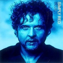 Cd Simply Red Blue (1998) - Novo Lacrado Original