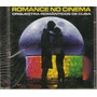 Cd Orquestra Românticos De Cuba - Romance No Cinema -