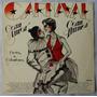Carnaval Com Amor E Humor - Pierros E Colombinas - Lp Vinil