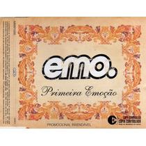 Cd - Emo. - Single: Primeira Emoção - Frete Grátis