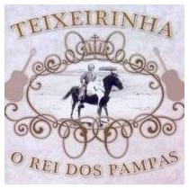 Teixeirinha - O Rei Dos Pampas (cd Lacrado Duplo - Novo)