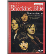 Dvd Shocking Blue - The Very Best - Com Musica Venus