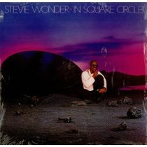 Lp - Stevie Wonder - In Square Circle