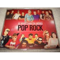Cd As Novas Caras Da Música Pop Rock