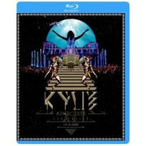 Blu Ray Kylie Minogue -aphrodite Les Folies Live London 3d