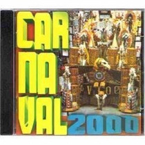 Cd: Carnaval 2000 / Sambas Enredos Escolas De São Paulo