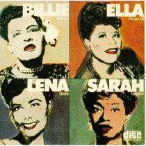 37- Cd Billie Holiday, Ella Fitzgerald, Lena, Sarah Vaughan