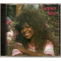 Cd Carmen Silva - Baile Na Fazenda - Novo***