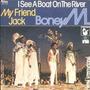 Boney M. Compacto De Vinil I See A Boatr On The River-1980