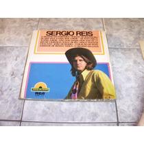Lp Sergio Reis, Disco De Ouro