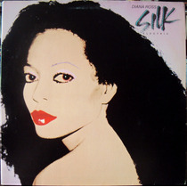 Lp Vinil - Diana Ross - Silk Electric - 1982