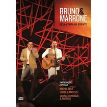 Bruno & Marrone - Pela Porta Da Frente - Dvd