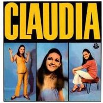 Cd Cláudia - 1967 Som Livre (lacrado) Claudia