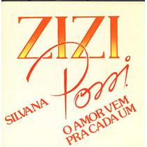 Zizi Possi Compacto De Vinil 7 Silvana - 1984