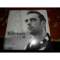 Cd Original Frank Beckers - Funk Forward Dance Mix Pistas