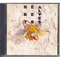 Cd Bebeto Alves - Milonga De Paus - 1991