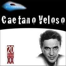 Cd Caetano Veloso Millenium - Original - Ótimo Estado!!!