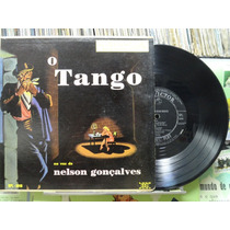 Nelson Gonçalves Com Orquestra O Tango Lp Rca Victor 10 Pol