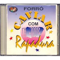 Cd Caviar Com Rapadura Vol. 1 - 1997