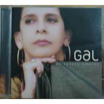 Gal Costa Cd Usado De Tantos Amores 2001