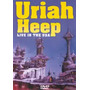Dvd Uriah Heep Live In The Usa
