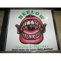 Cd Single Imp Beelow - Big Mouth (2000) C/ C-murder