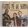 Cd - Oferta - Sertanejo - Novo - Forró Pé De Serra